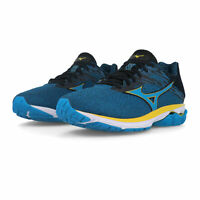Mizuno Mens Wave Rider 23 Running Shoes Trainers Sneakers - Blue Sports