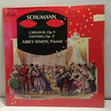 Schumann - Simon - Carnaval Fantasia LP -SEALED - Turnabout