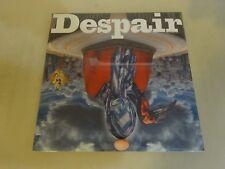 SEALED MINT! Omar Rodriguez Lopez Despair RARE 2009 HOLLAND WHITE LP! Mars Volta