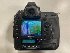 Nikon D4S 16.2 MP DSLR Camera - Black (Body Only) - Low Shutter Count - XQD Card