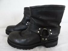 DURANGO DS190 Harness Motorcycle Ankle  Boots Black US 11E / UK 10.5    182 P
