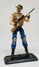 G.I. Joe 25th Anniversary  BBTS Exclusive Dreadnok Battle Set Gnaw Figure 2012