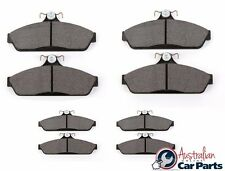Holden Commodore Brake Disc Pads Set Front & Rear VL VN VP VR VS V6 & V8 genuine