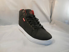 SINGLE RIGHT SHOE ONLY Levi's C Tech Black Hi Top Sneaker Mens 9 M AMPUTEE