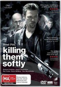 Killing Them Softly (DVD, 2013)*R4*Terrific Condition*Brad Pitt