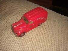 Matchbox Dinky Collection 1952 Austin A40 Van RED Brooke Bond Tea see pics