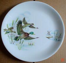Alfred Meakin Ironstone Side Plate FENLAND Mallard Ducks