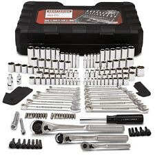 Craftsman 165 PC Mechanics Tool Set case body Shop Garage Worksite Automotive