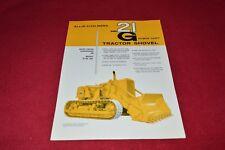 Allis Chalmers HD-21G Crawler Tractor Loader Dealers Brochure YABE14 ver9