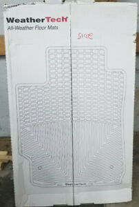 WeatherTech W311CO & W309CO Floor Mats Full Set Cocoa SC