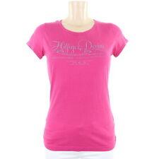 TOMMY HILFIGER T-Shirt Print Pink Gr. M