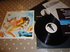 EX+ DIRE STRAITS ALCHEMY LIVE UK DBL VINYL LP +PHILIPS POSTER SUPERB AUDIO ROCK