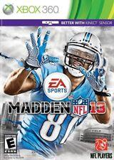 Madden NFL 13 - Xbox 360 Game