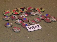 6mm napoleonic / generic - battle markers - inf (10908)