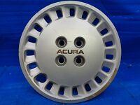 (1) Used Acura Integra wheel cover (hubcap) 1988 1989 Hollander #63001