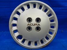 (1) Used Acura Integra wheel cover (hubcap) 1988 1989 Hollander #63001