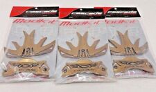 3 Cascade Lacrosse Modkits Mod-Kits Helmet Gold for Clh2 Clh2 plus only Nos skin