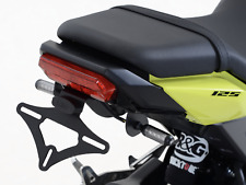 Honda MSX125 (GROM) 2017 (Micro Inds) R&G Licence/Number Plate Holder/TAIL TIDY