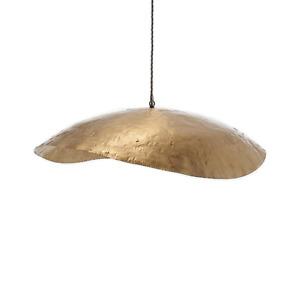 Gervasoni Brass 95 Pendelleuchte Pendellampe Deckenlampe Lampe messing matt