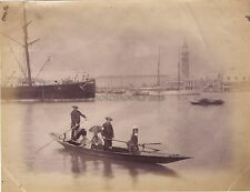 Italie Venice Photo Kettlewell captain yacht Marchesa UK Vintage ca 1881