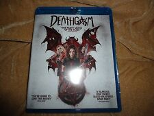 Deathgasm (2015) [1 Disc Region: A Blu-ray]