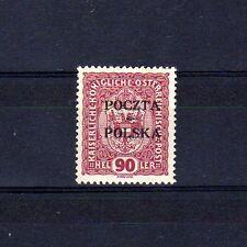 POLOGNE - POLSKA Yvert n° 88 neuf avec charnière