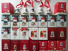Hutschenreuther Weihnachtsglocke Porzellan 1978 1979 1980 bis 2021 EINZELVERKAUF