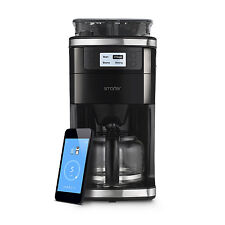 Smarter Coffee Machine Bean to Cup WiFi Connected Compatible with iOS & Android
