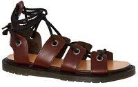 DR. MARTENS Jasmine Tan Analine Women's Sandals - UK 5 6 7 - rrp £95