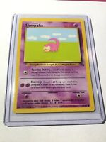 SLOWPOKE - Fossil Set - 55/62 - Common - Pokemon Card - Unlimited Edition - NM