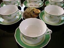 Hutschenreuther Summerdream  6 x Teetassen mit Untertassen *1 A Neuware & OVP*