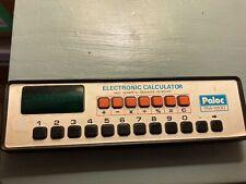 Calculatrice originale Paloc TM-1200..made in Japan
