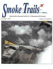 Smoke Trails V12 N1 Nov.1998 F-4 Phantom RAF Illinois ANG Japan F-4EJ Susanville