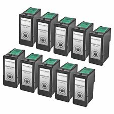 10 Lexmark 36XL BLACK HY Ink Cartridge 18C2170 for 36 XL X6675 Z2420 Printer