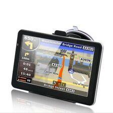 "7""POLLICI NAVIGATORE SATELLITARE GPS 4GB NAVIGAZIONE CAMION TRUCK AUTO MAPPA EU"