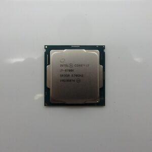 Intel Core i7-8700K 3.7GHz 6-Core LGA 1151 CPU Processor SR3QR