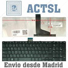 Keyboard Spanish for Toshiba Satellite C855-10W