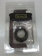 Used Dicapac WP-310 Waterproof Case for Point and Shoot Camera from Japan