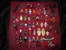 LEGO Scoobydoo Minifigures Lot.34 Figures Velma, Fred,Daphne ,Shaggy,Villians