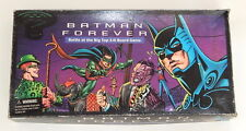 Batman Forever Battle At The Big Top 3D Board Game Parker Brothers 1995 R8561