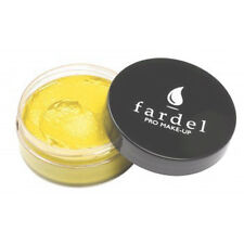 Maquillage Professionnel Fardel Crème couleur jaune d'or couleur jaune clair 152