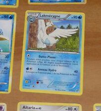 POKEMON RARE CARD CARTE 37/114 LAKMECYGNE FR VF FRANCAISE **