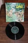 Vintage - 33 Tours 1/3 25 cm - Chants et danses de TAHITI - Ballet polynésien
