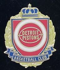Detroit Pistons Pin ~ NBA ~ Basketball Club ~ 1995 vintage
