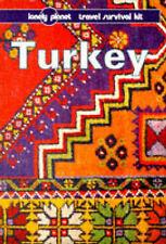 Turkey: A Travel Survival Kit (Lonely Planet Travel Survival Kit), Yale, Pat,Bro