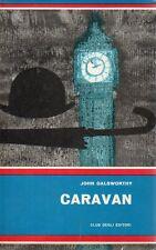 E3 Caravan John Galsworthy CDE 1962