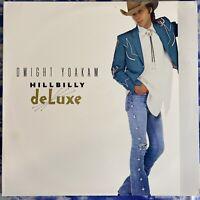 Dwight Yoakam – Hillbilly DeLuxe : 1987 Vinyl LP 1-25567 EX Condition