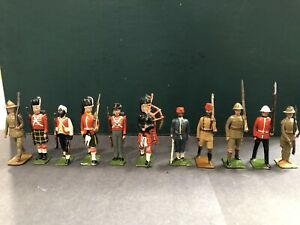 Britains: From RARE set 1872, Historical Collectors set for F.A.O. Schwartz