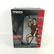 TKO Battle Rope 18 Feet Long Brand New