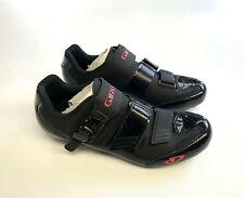 Giro Apeckx II Road Cycling Shoes Men's EU 44 US 10.5 Black New